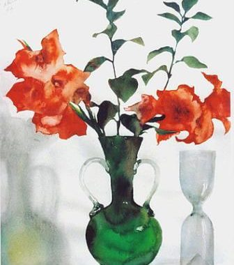 Still Lifes (watercolor)