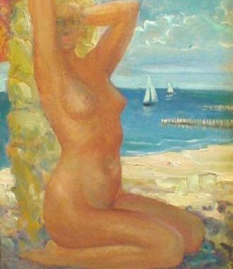 Nudes – Painting